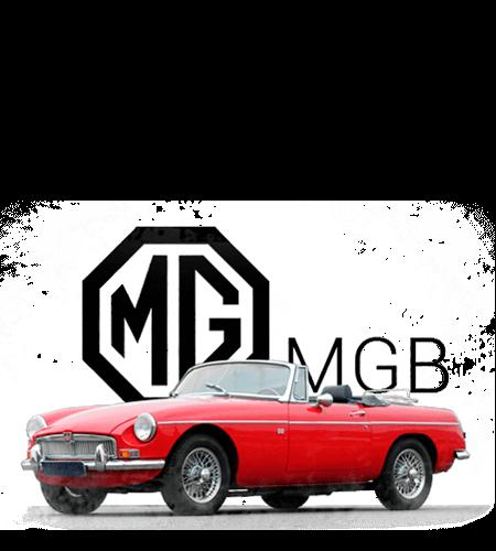 MG MGB Pièces détachées