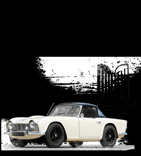 Triumph TR-4 Pièces détachées
