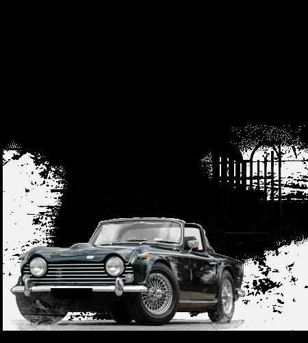 Triumph TR-5 Pièces détachées