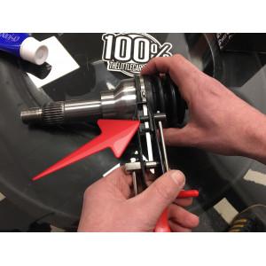Soufflet de cardan côté roue ART® - Qualité ORIGINE-austin-mini