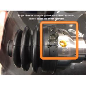 Soufflet de cardan côté roue Disque 7.5 et 8.4 ART Classic Car