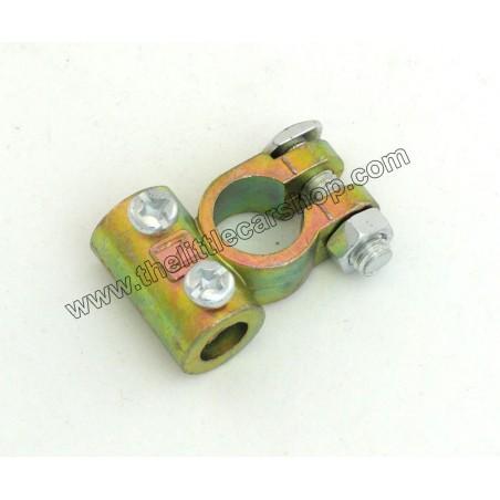 Cosse de cable de batterie - négatif - Austin Mini