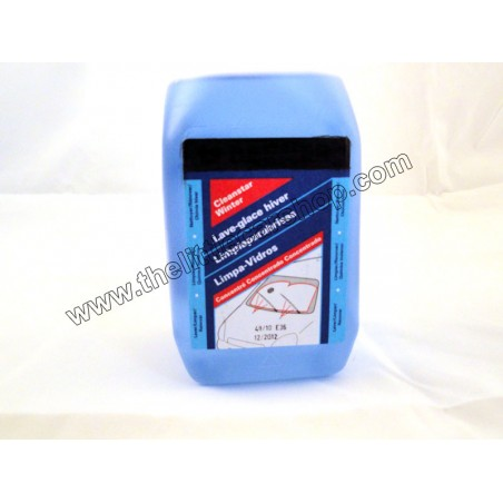 Bidon 0.5 litre de lave glace Hiver ultra concentré-Austin Mini