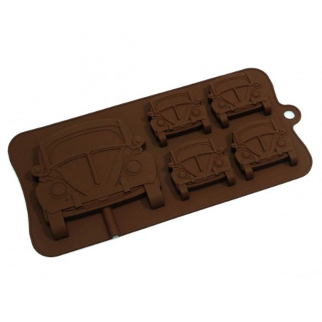 Moule Silicone Volkswagen New Beetle