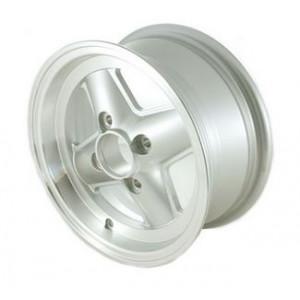 Jante révolite 5x12 silver - Austin Mini