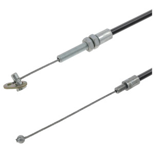 Câble accélérateur de 1976 à 1980 - MG MGB-mg-mgb