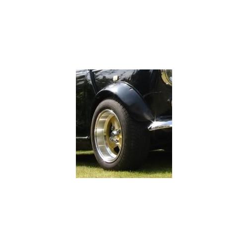 Extension d'aile GP5 fibre (66mm) (Les 4) - Austin Mini