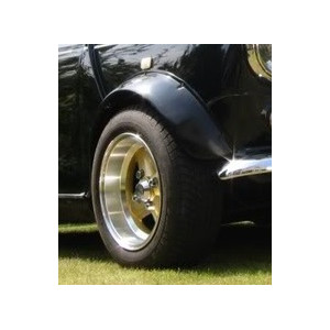 Extension d'aile GP5 fibre (66mm) (Les 4) - Austin Mini-Austin