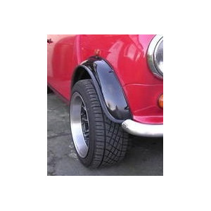 Extension d'aile GP6 fibre (76mm) (les 4) - Austin Mini-Austin
