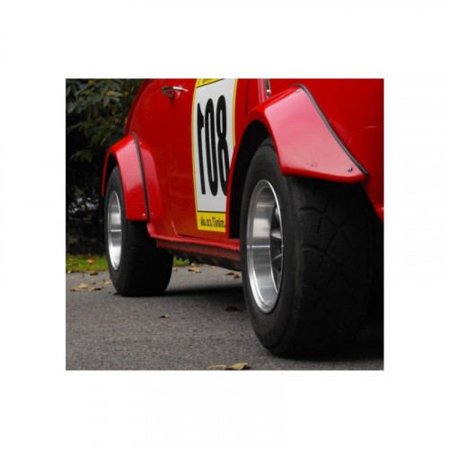 Extension d'aile Mini Miglia (111.5 mm) fibre (Les 4) - Austin Mini