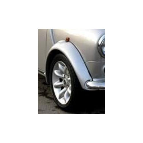 Extension d'aile Sport Pack (80mm) fibre (Les 4) - Austin Mini