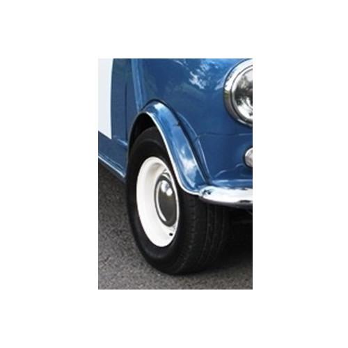 Extension d'aile GP2 fibre (50mm) (Les 4) - Austin Mini-Austin