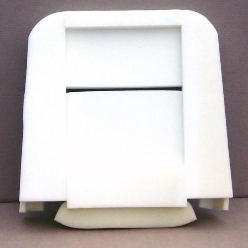 Mousse siège -Austin Mini- de 1985 à 1992 (dossier)