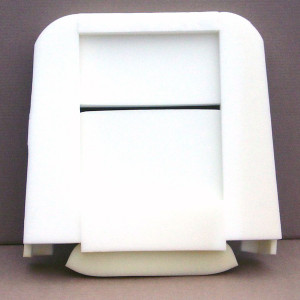 Mousse siège -Austin Mini- de 1985 à 1992 (dossier)-Austin Mini