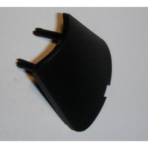 Cache vis de rétro origine noir G - Austin Mini