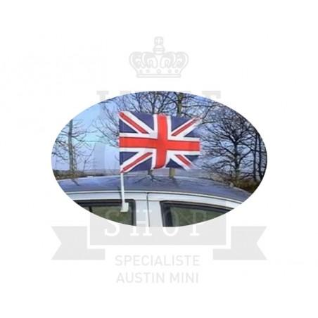 Drapeau Voiture Union Jack