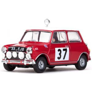 1/43 Mini Cooper N° 37 Monté Carlo - VITESSE