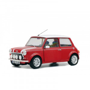 1/18 Mini Sport Pack - Solido - Rouge