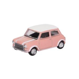 1:76 Mini Cooper S MKIII Pink - Oxford