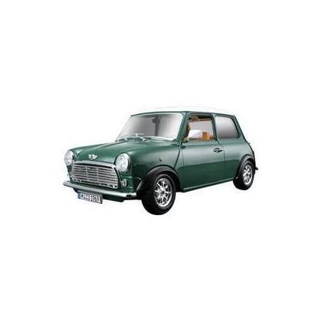 1/24 Mini Cooper 1969 vert