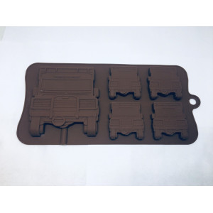 Moule Silicone Land Rover
