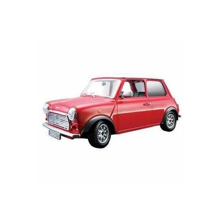 1/24 Mini Cooper 1969 rouge