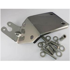 Plaque de récepteur Verto INOX POLI - Austin Mini-Austin Mini