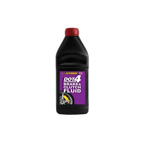 Liquide de frein / embrayage DOT 4 - bidon de 1L