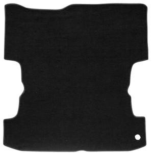 Moquette Arrière zone chargement Austin Mini Van couleur noir