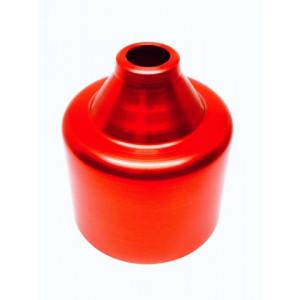 Couvre carburateur rouge- Austin Mini - (dashpot) HS4-Austin