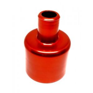 Couvre carburateur rouge- Austin Mini - (dashpot) HS2