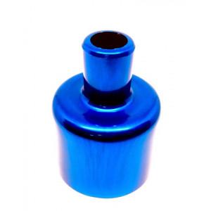 Couvre carburateur bleu - Austin Mini - (dashpot) HS2
