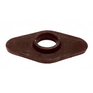Silent_bloc tourelle ovale std - Austin Mini