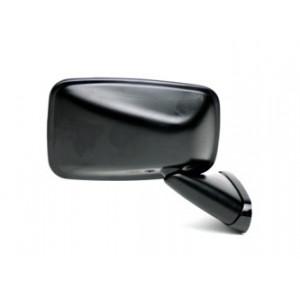 Rétro plat convexe DROIT - Noir-Austin Mini