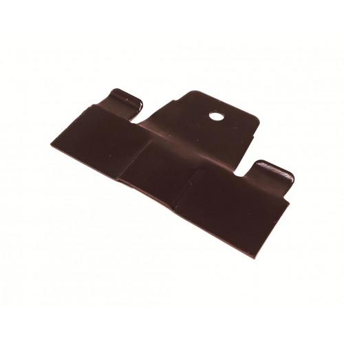 Clip de plancher pour tuyau de frein et carburant
