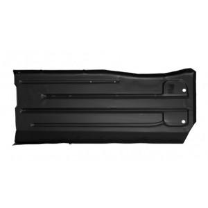 Plancher AV / AR droit + bas de caisse -Austin Mini - Après