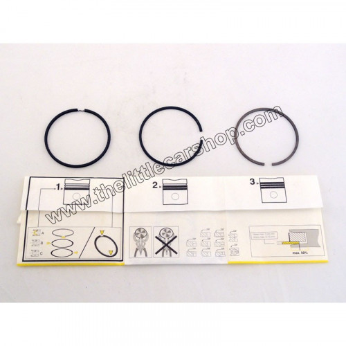 Kit de segments pour 1275 cc HC +20 POUR 1 PISTON
