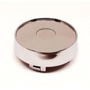 Centre de roue Revolite 57 mm Chromé (sans autocollant)