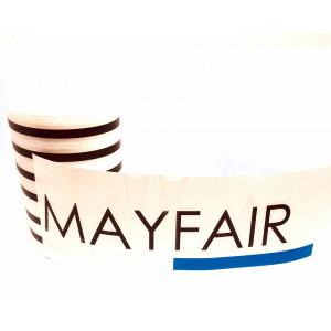 Kit Autocollant: Mayfair noir (année 1990 )- Austin Mini-Austin