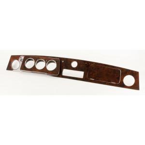 Tableau de bord / bois ronce de noyer 3/1 - MINI MPI - S9068