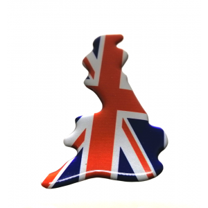 Autocollant union jack / Angleterre-Austin Mini