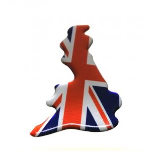 Autocollant union jack / Angleterre
