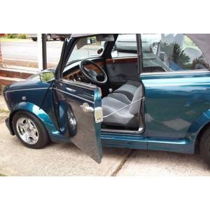 Barre de porte pour Show x2 ( 30 cm )-Austin Mini