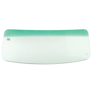 Pare Brise teinté vert (triplex) avec pare soleil bleu - assurance transport emballage comprise