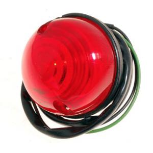 Feu stop / veilleuse ( fixation à vis ) Rouge-Austin Mini