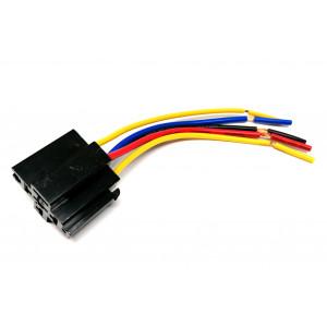 Connecteur relais de puissance 4 / 5 broches