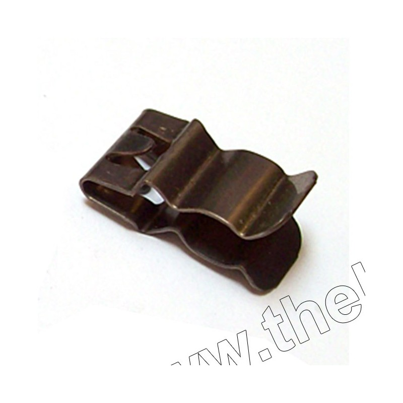 Clip attache barre capot av-Austin Mini