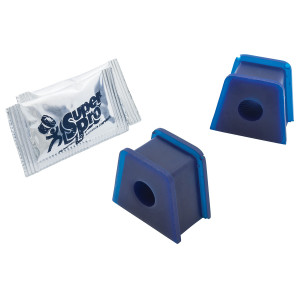 kit silent-bloc polyuréthane barre de torsion 9/16'' - MGB-MG