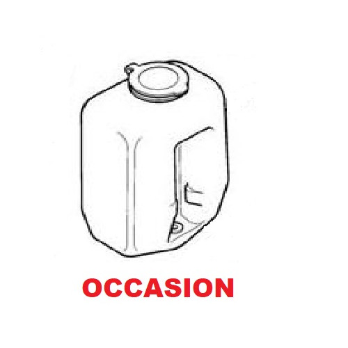 Bocal lave glace coté coffre  - occasion - Austin Mini