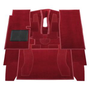 Moquette complète - MG - Midget / Sprite Couleur au choix-MG